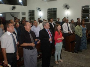 Aula Inaugural 2014 do CEFORTE Cabo Frio